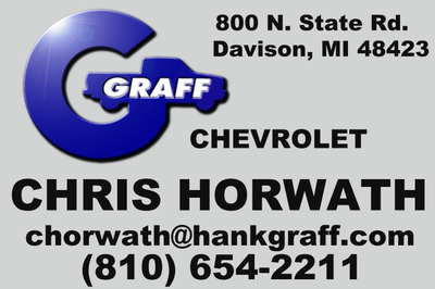 Chris Horwath Hank Graff Chevrolet